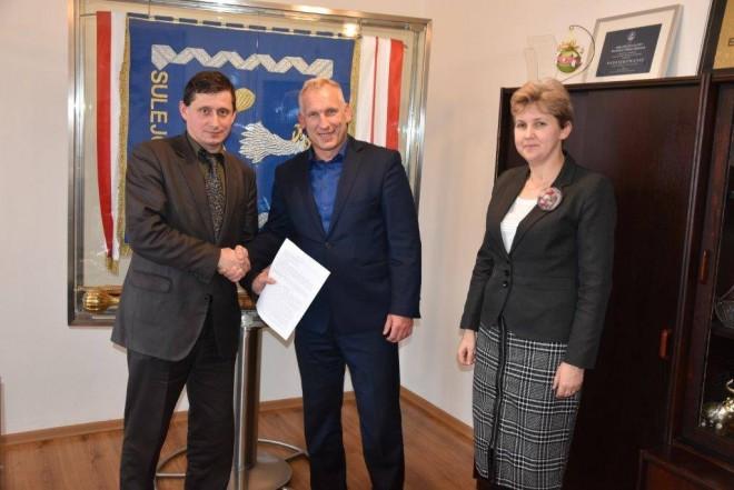 Umowa na termomodernizację SP3 podpisana