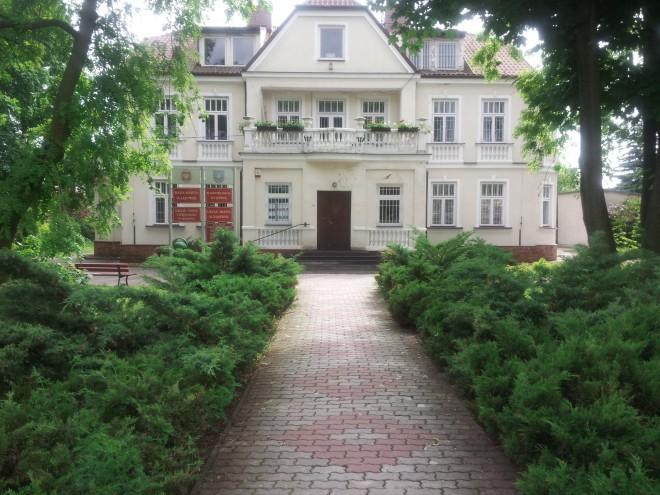 Budynek Urzędu Miasta Sulejówek