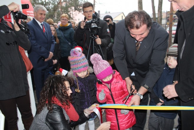 6 grudnia uroczyście otwarto Miejskie Przedszkola nr 2 w Sulejówku (etap I)