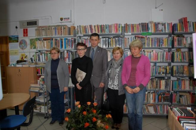 65-lecie Miejskiej Biblioteki Publicznej w Sulejówku