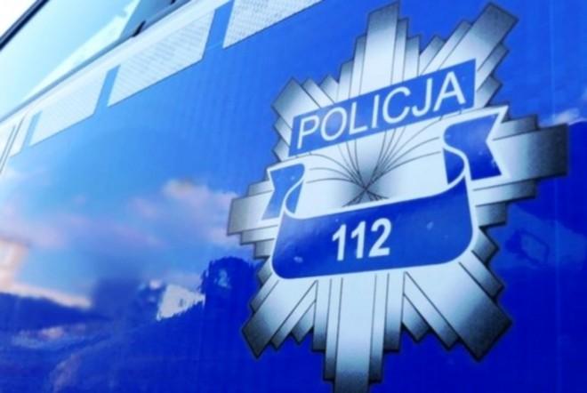 Policja. Logo.