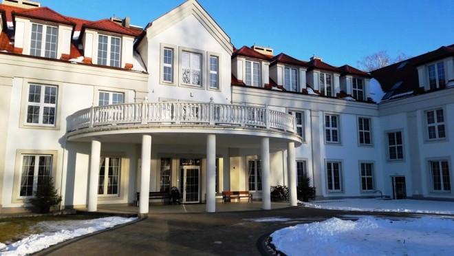 Pałac dla Seniora w Sulejówku