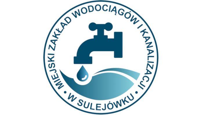 Miejski Zakład Wodociągów i Kanalizacji w Sulejówku. Logo