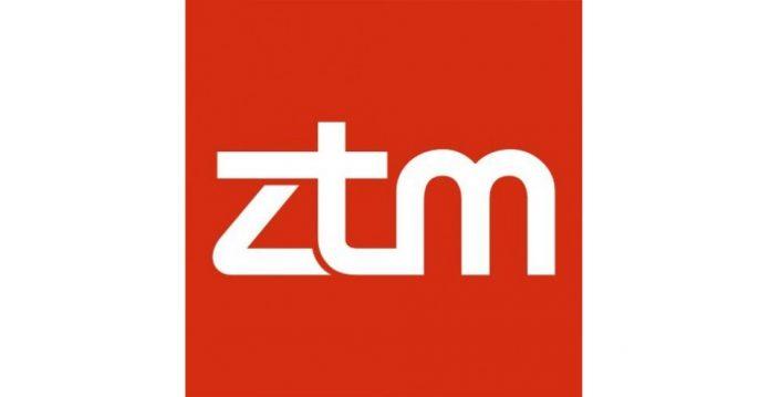 ZTM Warszawa. Logo.