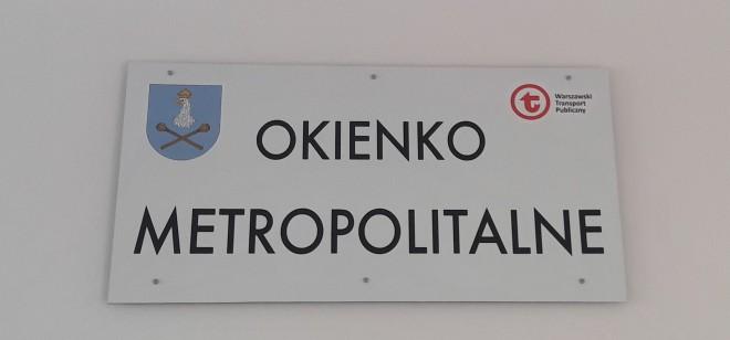 Okienko Metropolitalne w Sulejówku Miłośnie