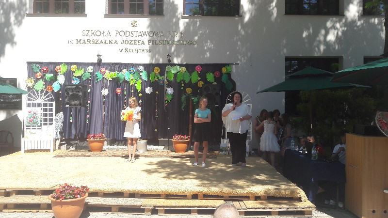 Fotorelacja z pikniku przy Szkole Podstawowej nr. 3 w Sulejówku -2019 (Fot: Hubert Wasilewski)