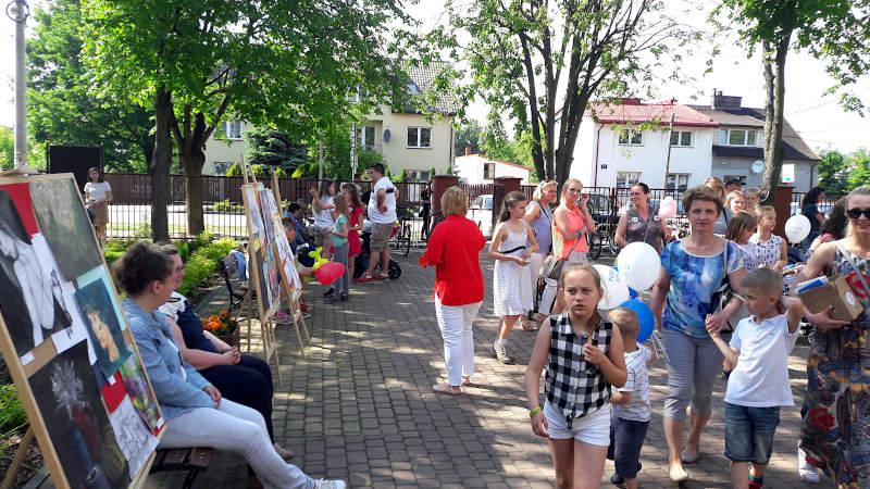 """Fotorelacja z IV Pikniku Rodzinnego """"W Czwórce"""" (Fot: Hubert Wasilewski)"""