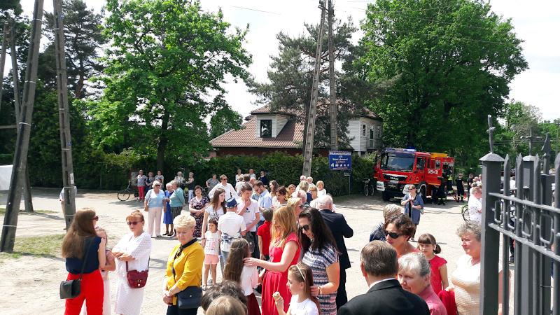 Fotorelacja z jubileuszu 80-lecia istnienia Parafii Przemienienia Pańskiego w Sulejówku – Miłośnie (Fot: Hubert Wasilewski)