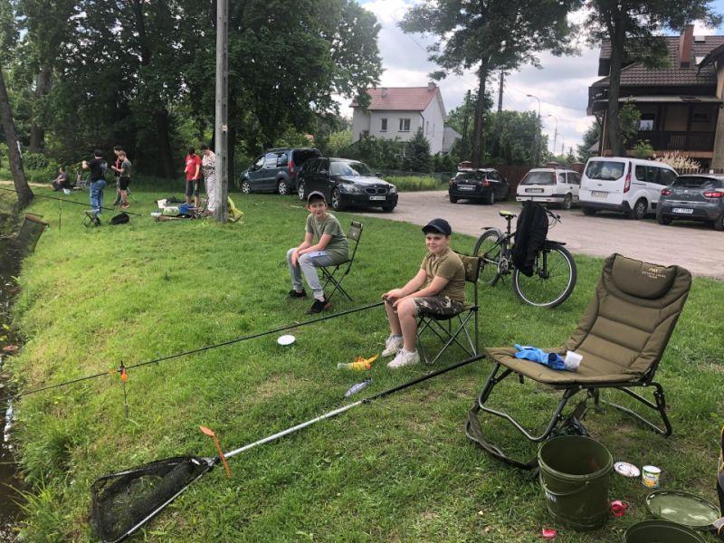 """Podsumowanie zawodów spławikowych nad """"Kolejniakiem"""" w Sulejówku! (Źródło: Urząd Miasta Sulejówek)"""