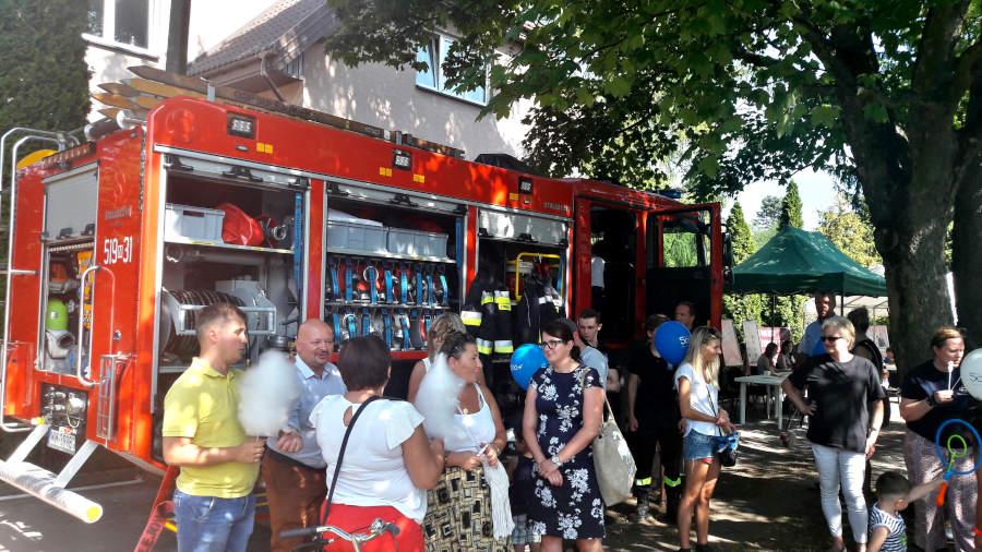 Fotorelacja z Pikniku Rodzinnego w Sulejówku Rodzina 500+ (Fot: Hubert Wasilewski)