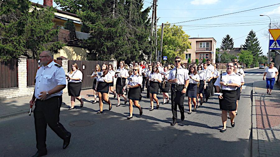 20 i 5 lat minęło czyli Koncertowe Zakończenie Wakacji według MDK Sulejówek (Fot: Hubert Wasilewski)