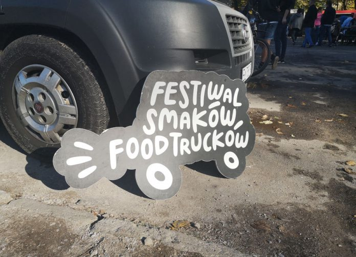 I Festiwalu Smaków Food Trucków w Sulejówku (Fot. Hubert Wasilewski)