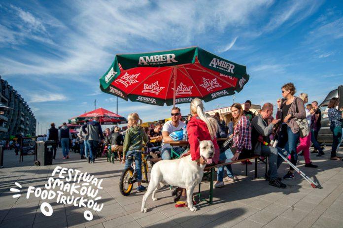Wygraj bony do food trucków podczas I Festiwalu Smaków Food Trucków w Sulejówku (Źródło: festiwalsmaku.com.pl)