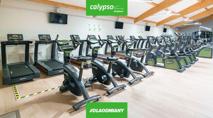 Źródło: Calypso Fitness