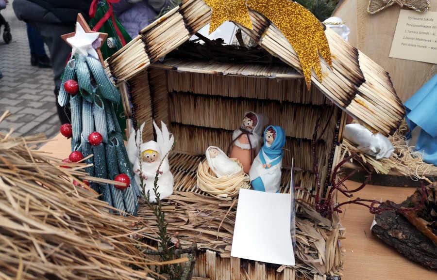 Fotorelacja z IV Jarmarku Bożonarodzeniowego w Sulejówku 2019 (Fot: Hubert Wasilewski)